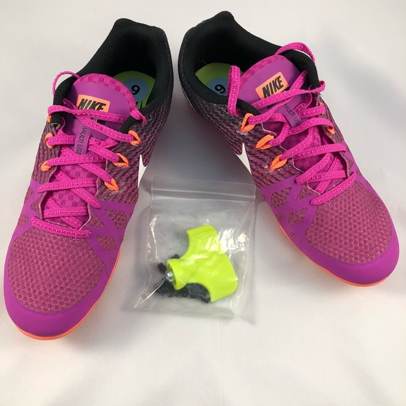 purchase cheap 8b7eb 35978 Nike Zoom Rival M track spikes NWOT
